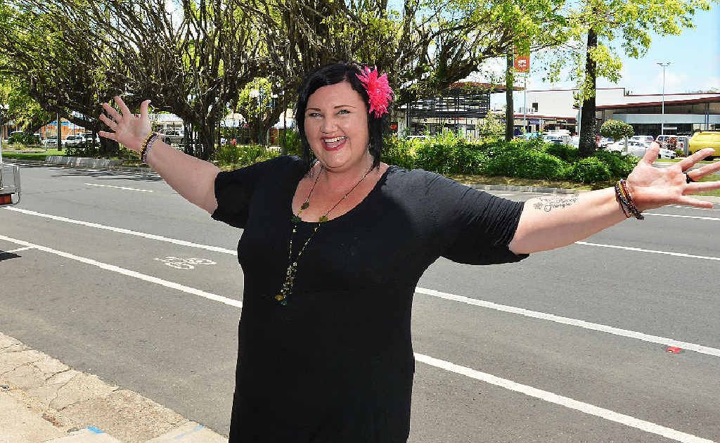 Sarina shop keeper and resident Amanda Woolnough-Hawken loves Sarina, and said she wouldn't live anyone else. She believes her community will be a real estate hotspot in the year ahead.