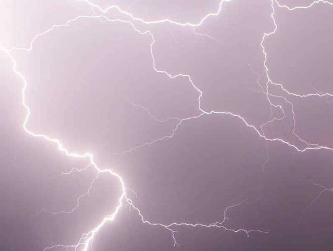 Forecasters have warned the Sunshine Coast is likely to see storms today, and those storms could be severe.