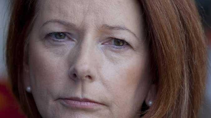REVIEW: Julia Gillard.