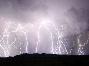 Hail, thunderstorms, flash flooding and strong winds