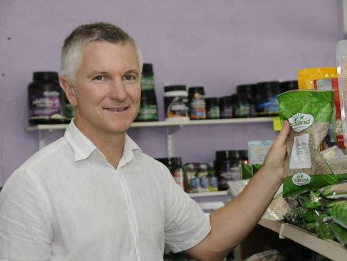 Naturopath and nutritionist Michael Smith.