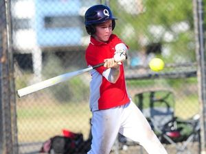 Telfords tested by elite juniors in softball match