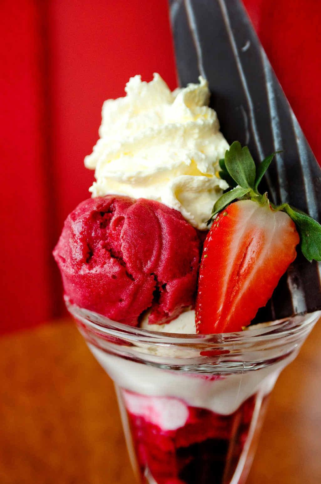 Nothing like a sinful sundae.