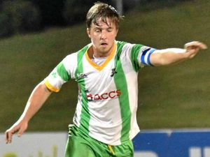 Hooper on trial with Brisbane Strikers