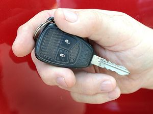 Heading to the beach? Keep your car keys safe
