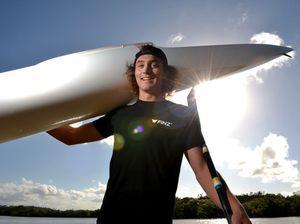 Bain not in oar of his canoeing rivals