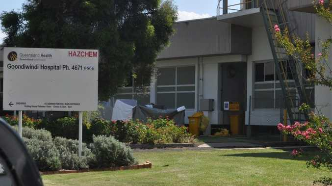 Gas workers presented to the Goondiwindi Hospital after being exposed to a deadly herbicide.