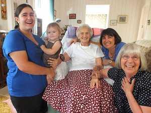 Family's fantastic five