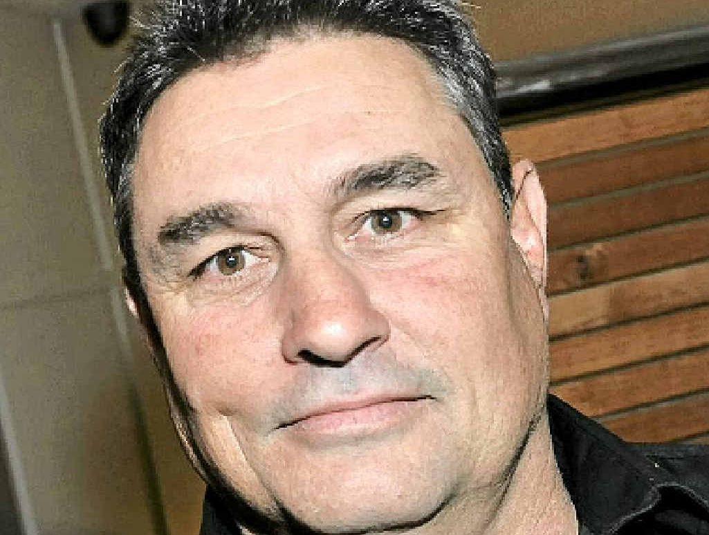 Palmwoods Devils coach Des Allen
