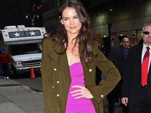 Katie Holmes is among top sexiest women