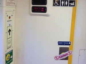 Vandals blamed for dud toilets