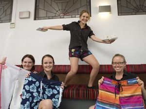 Cafe staff to surf up a storm for fundraiser