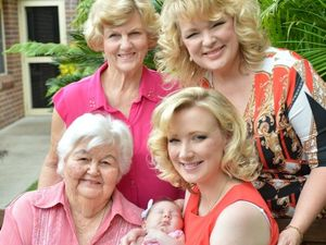 One Gympie family proves – good things come in fives