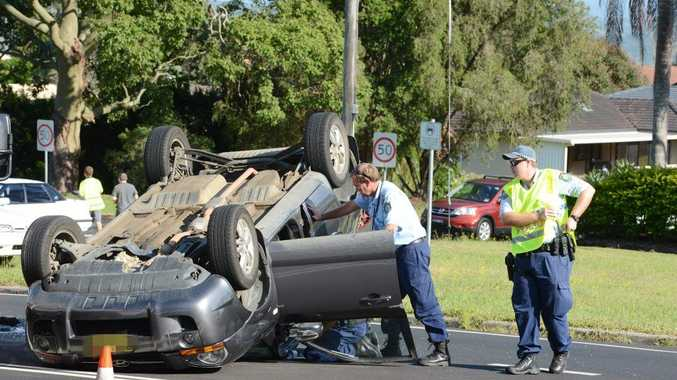 Intersections on the Bruxner Highway were voted highly as the worst in the Northern Rivers