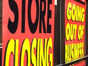 CLOSING DOWN: Toowoomba store shuts its doors