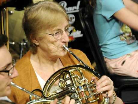 McGregor Summer School guest musician Shirley Hopkins will perform at tonight&squot;s gala concert.