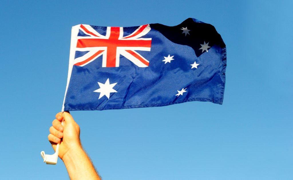 Australian Flag.