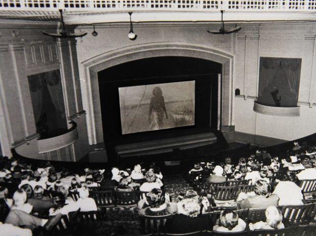 Wintergarden Theatre.