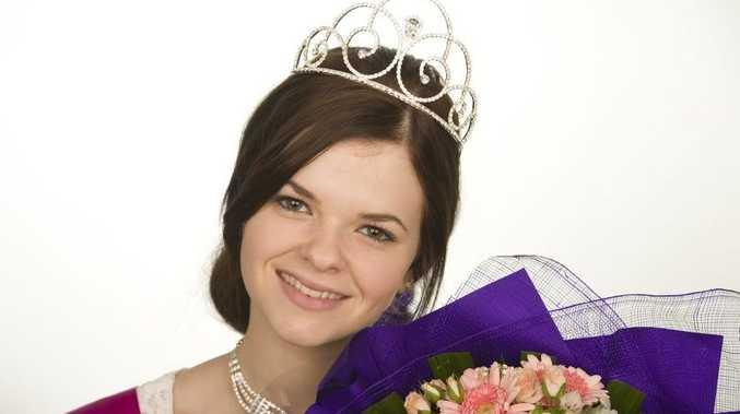 Ashleigh Ellem is a national finalist in the Miss Teen Galaxy Quest.