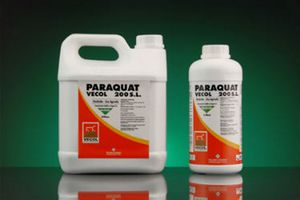 Paraquat is widely used in Australia.