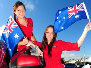 Wave the flag and show Aussie spirit with The Observer