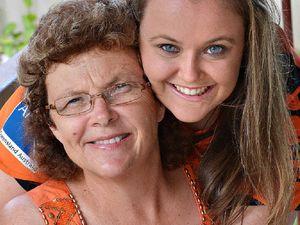 Organ donation saves mum and daughter's sight