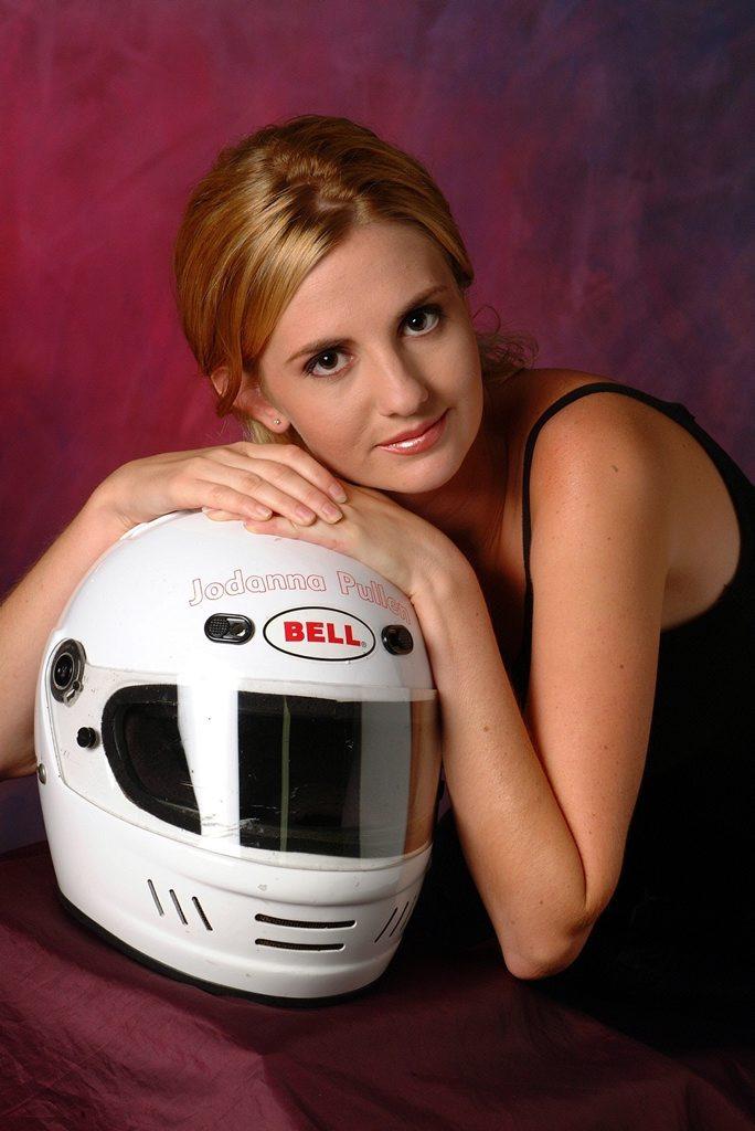 Mackay drag racer Jodanna Pullen.