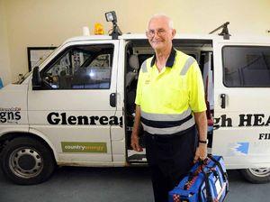 Volunteer's dedication to saving lives earns nomination