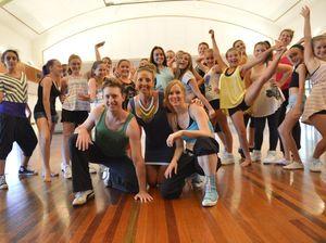 CQ dancers enjoy workshop with interstate choreographers