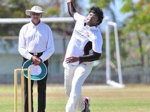 BITS vs Yaralla cricket match on January 19