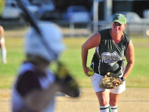 Psyclones defeat Telfords in A-grade softball match