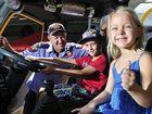Rescue exhibition a hit with public