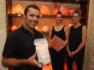 Salt Caves in Mooloolaba to benefit health conditions