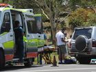 Brisbane man killed while standing beside his car in Tiaro