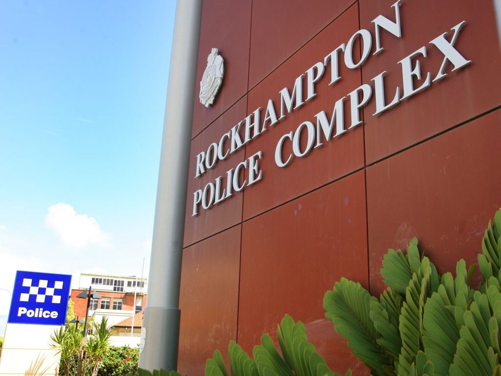 Police are interviewing some juveniles after a break-in at Rockhampton bicycle shop.