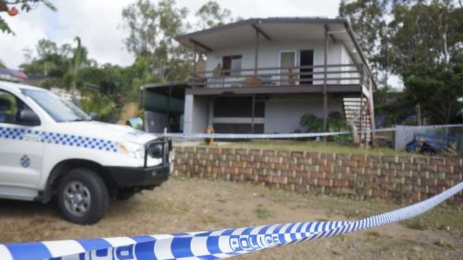 A 45-year-old Gladstone woman died on January 21 in suspicious circumstances.