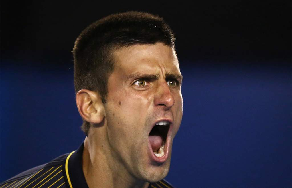 Djokovic was suffering regular mid-match collapses, one of which was seen by a nutritionist flicking through his TV channels. He knew what was wrong... and has now changed the world No 1's life.