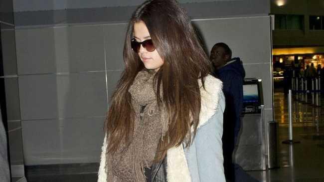 Selena Gomez was