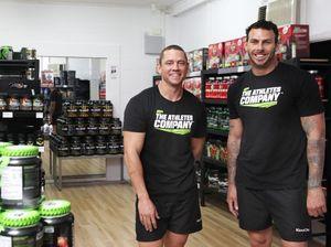 Fitness guru provides supplementary advice through new store