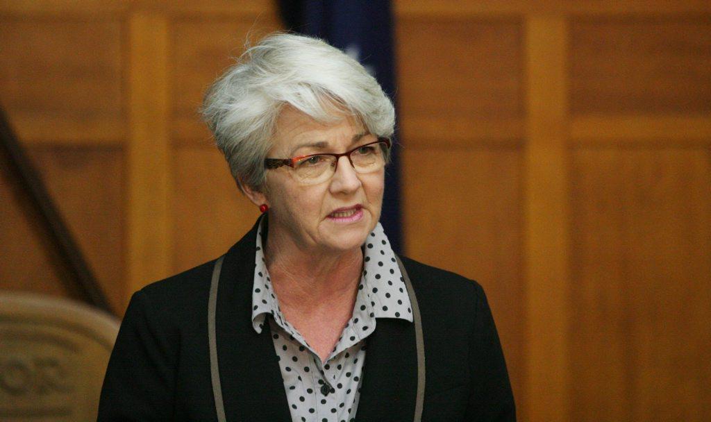Rockhampton Mayor Margaret Strelow speaks out against de-amalgamation.