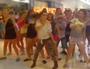 Flash mob hits Stockland