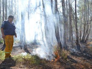 Rain eases Woodburn peat threat