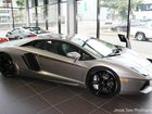 Lamborghini Aventador is one very super car