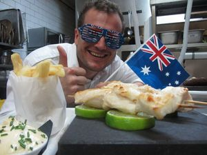 Take a bite out of a crocodile this Australia Day