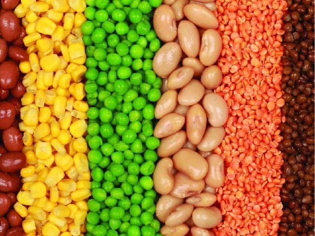 Legumes can help reduce symptoms.