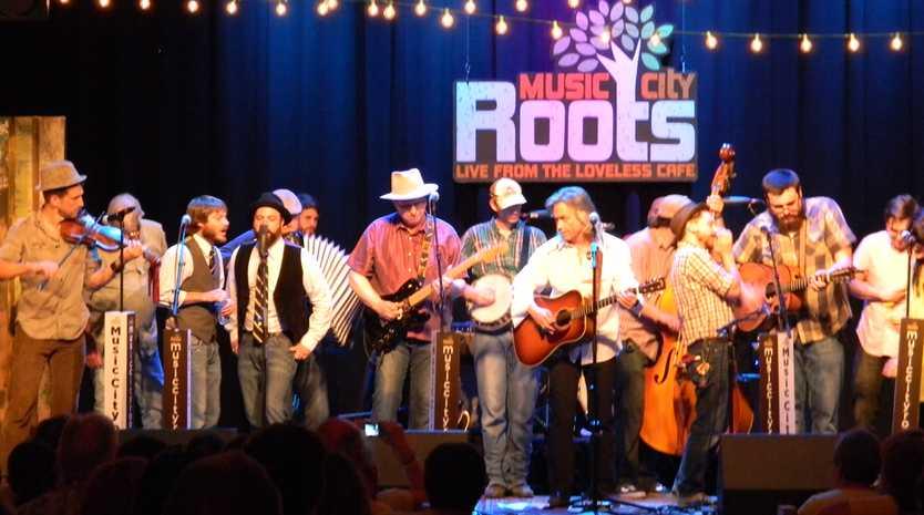 Nashville's Music City Roots radio show comes to Tamworth.