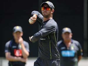Glenn joins ODI team as Clarke fails to recover from injury