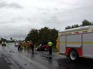 Fatal car accident near Proserpine