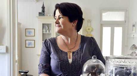 FORTUNATE: Anne Jonker was told in 2008 she had incurable uterine cancer. After surgery she has been cleared.