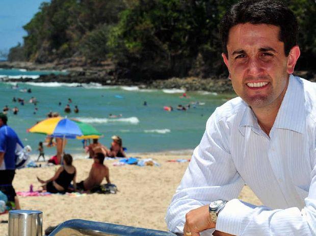 Local Government Minister David Crisafulli announced Noosa election.